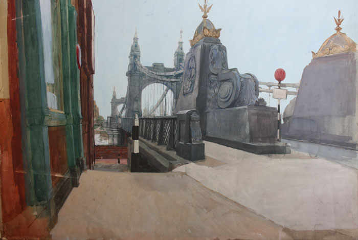 William Bowyer – Hammersmith Bridge