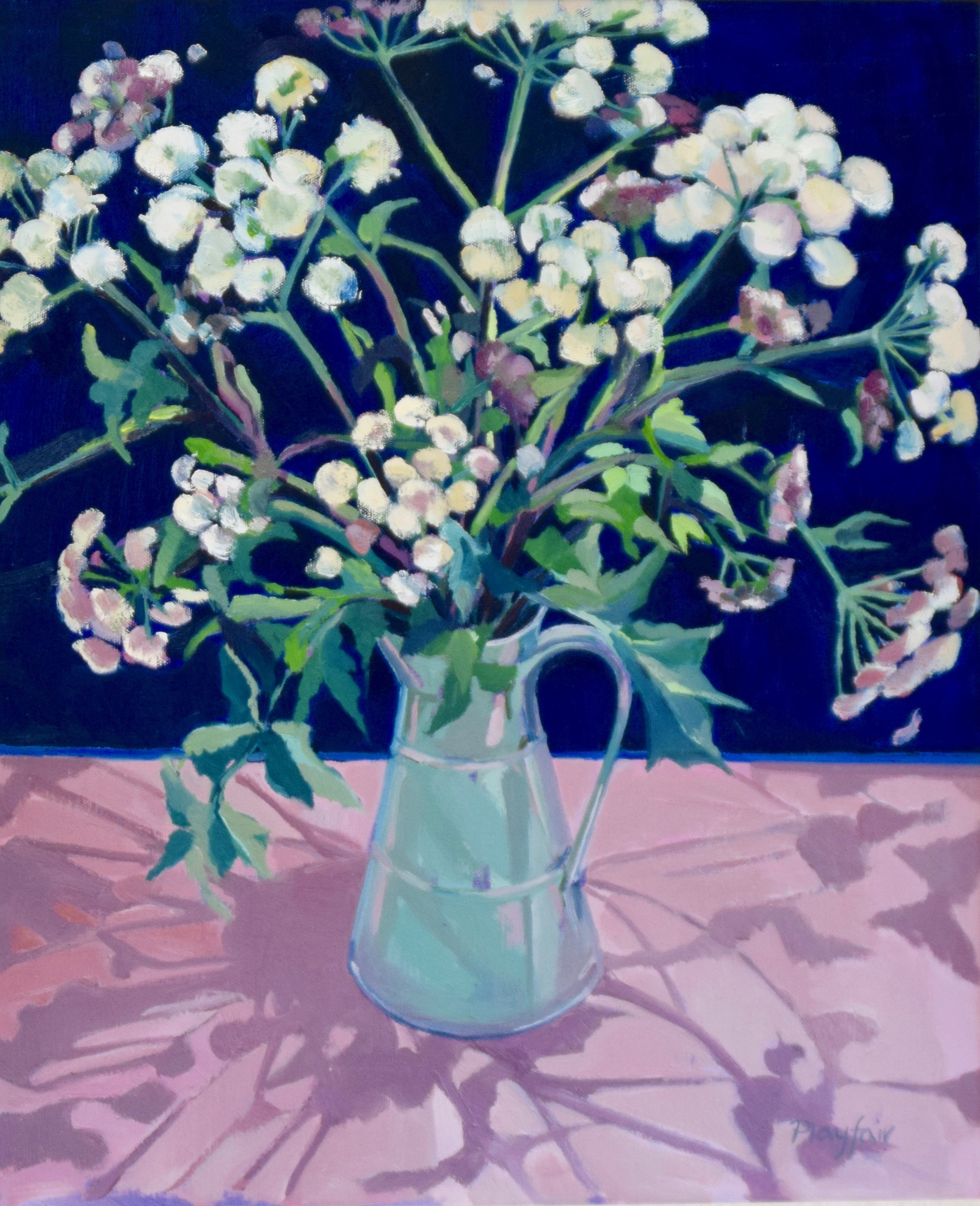 Annabel Playfair – Cowparsley