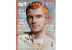 Art of England – August Issue 2013