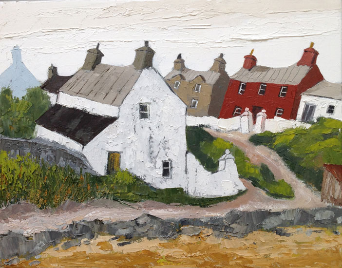 Wynne Jenkins – Beach Cottage, Abereiddy