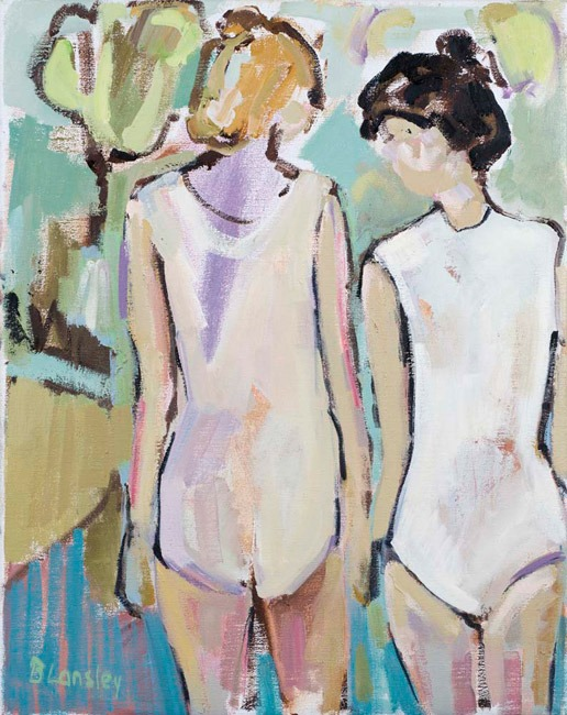 Bridget Lansley – Early Morning