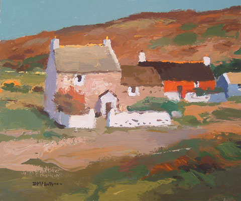 Donald McIntyre – Cottages