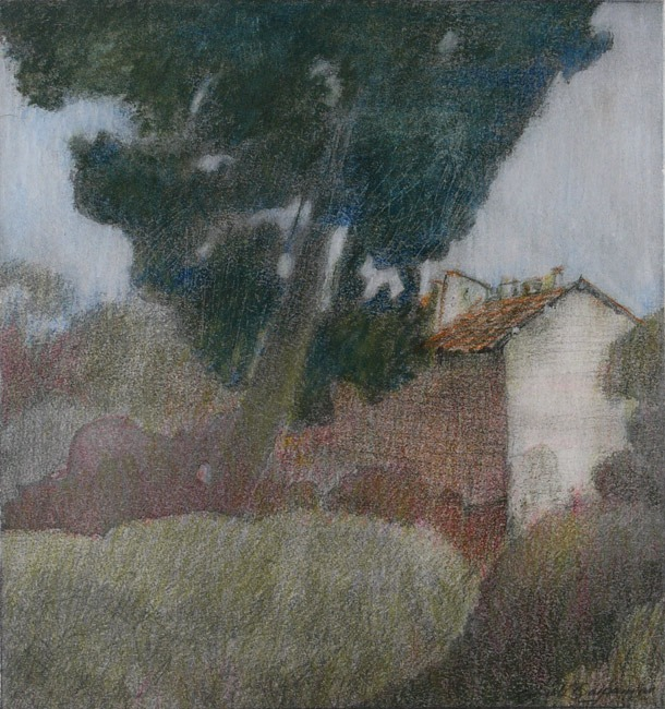 David Carpanini – Farmhouse Near Bussetto