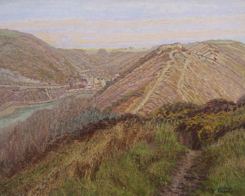 Maurice Sheppard – Deep Soundings, Saltburn at Solva