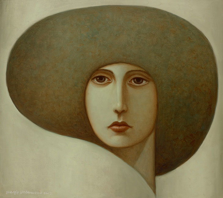 George Underwood – Ivory