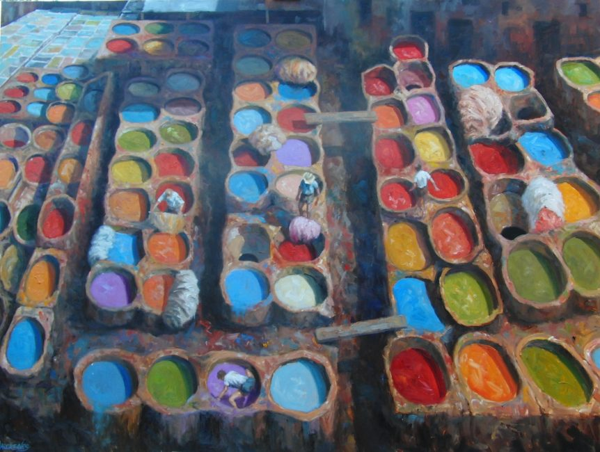 Ian Hargreaves – The Tanneries