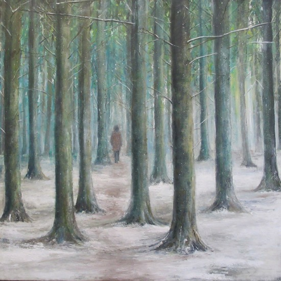 Karen Edwards – Strolling through the Pines
