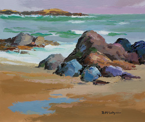 Donald McIntyre – Isle of Storms