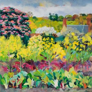 Louis Turpin - Brassica And Swiss Chard