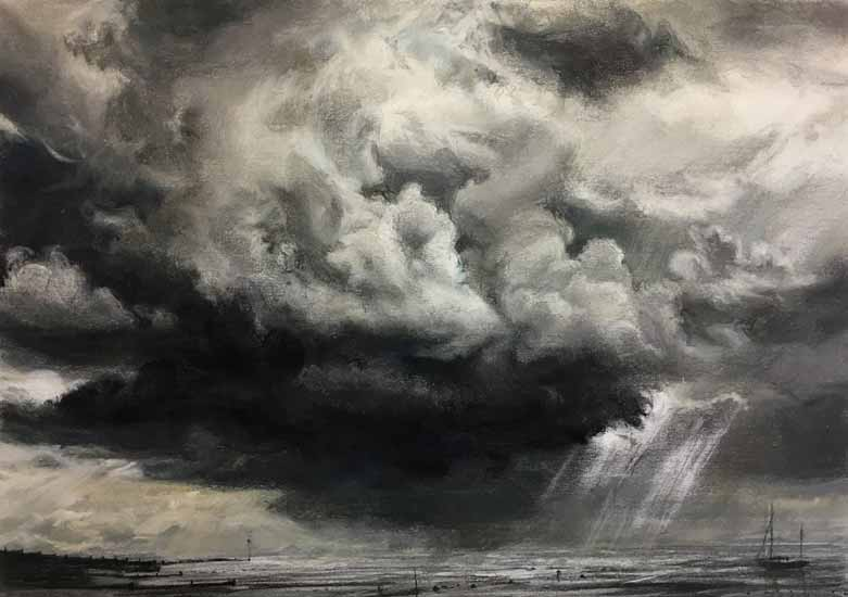 Sarah Spencer – Dark Cloud Passing