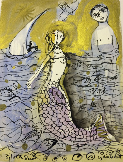Lydia Corbett – The Mermaid