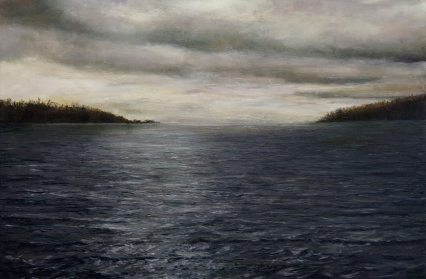 Karen Edwards – The Shimmering Lake
