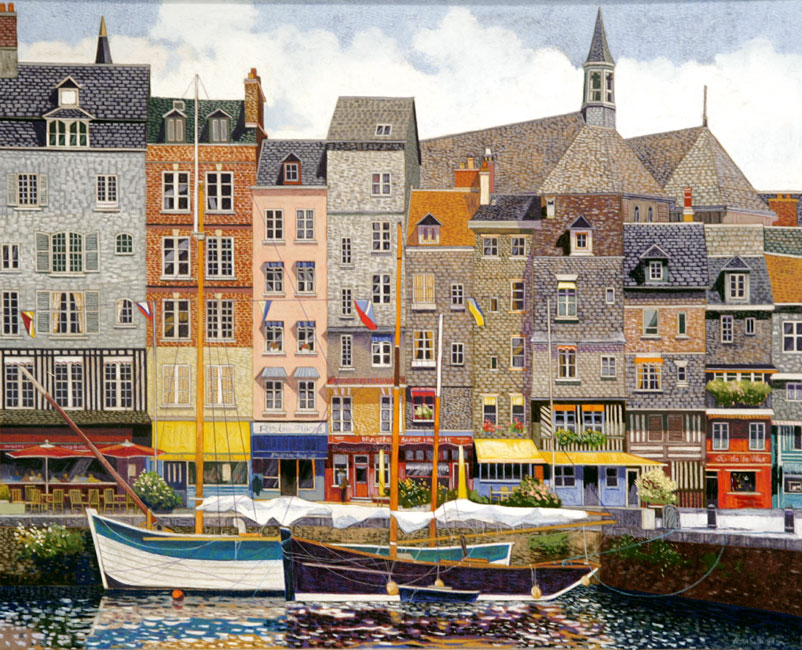 Victor Richardson – Honfleur, France