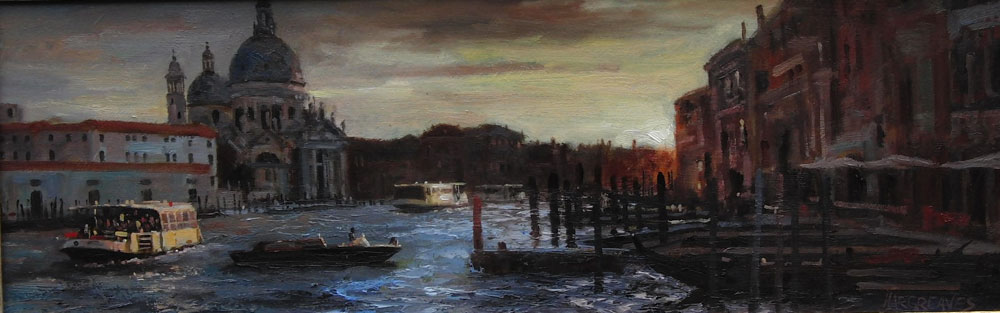 Ian Hargreaves – Venice Fading Light II