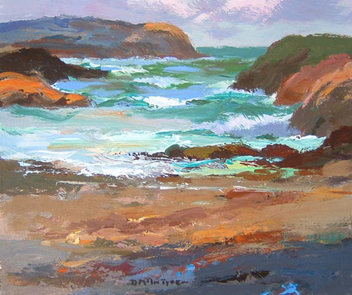 Donald McIntyre – Low Tide