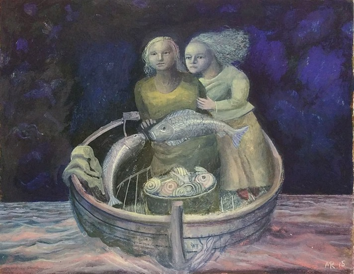 Mick Rooney – The Kissing Fish