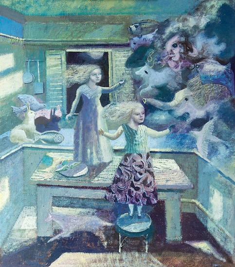 Mick Rooney – The Sisters Playing With Dreams