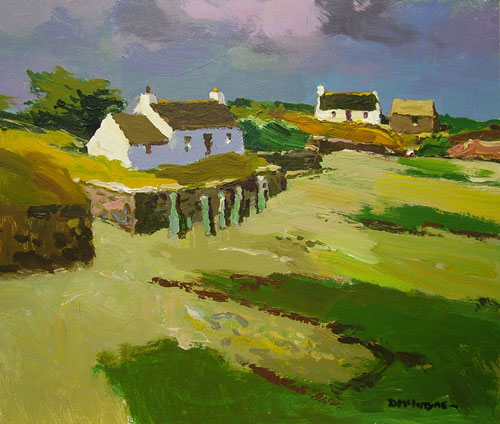 Donald McIntyre – Shore Cottage