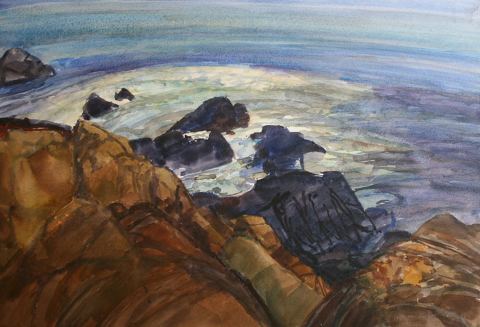 William Bowyer – Incoming Tide