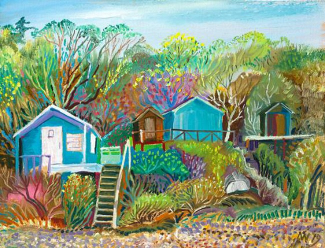 Alex Williams – Elevated Beach Huts