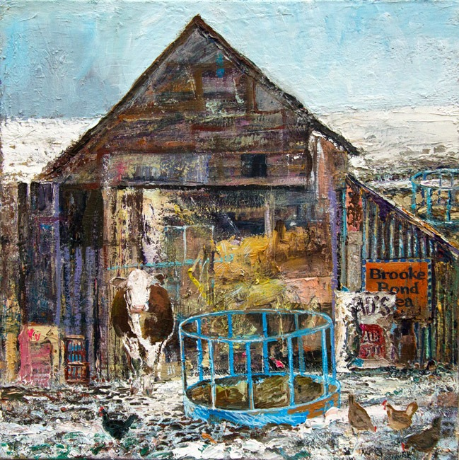 Alex Williams – The Old Cow Barn