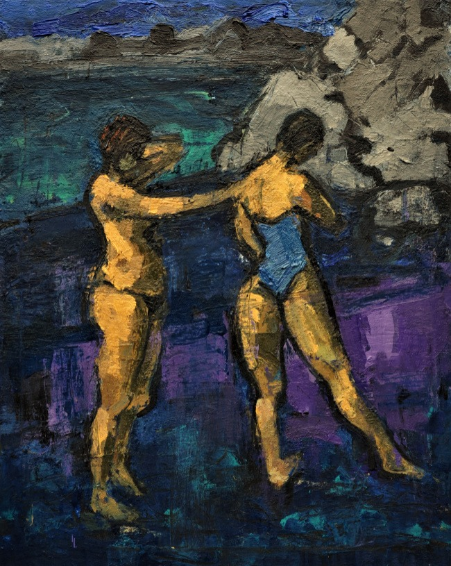 Anthony Yates – Night Bathers, Punto Convo