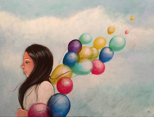 James Donovan – Balloon GIrl