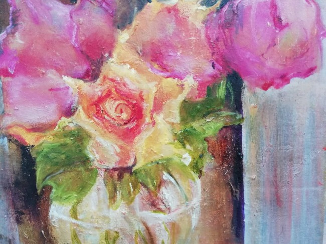 June Redfern – As Long As There Are Roses