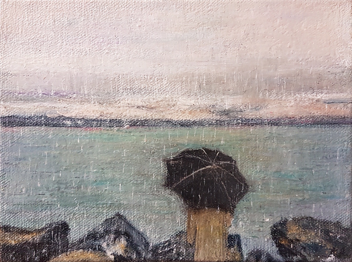Karen Edwards – Looking out to Sea
