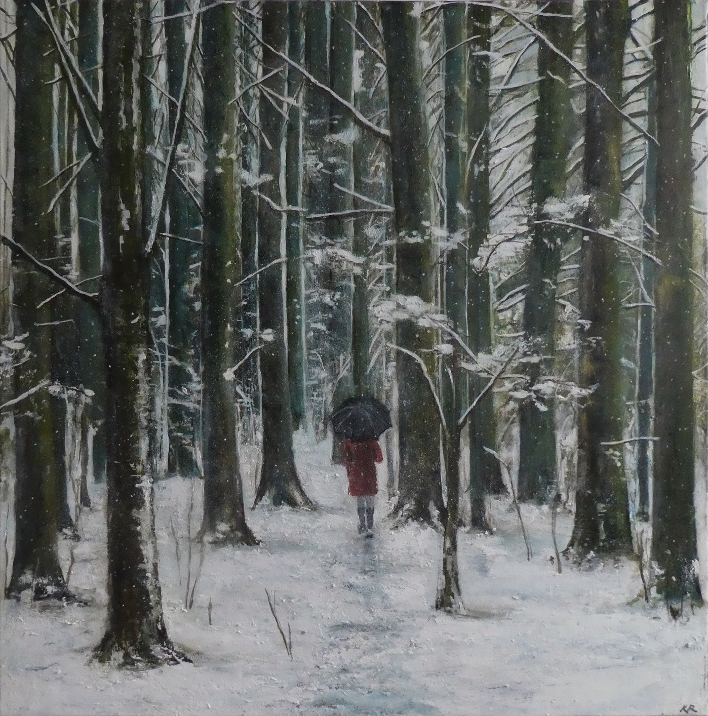Karen Edwards – Winter Woods