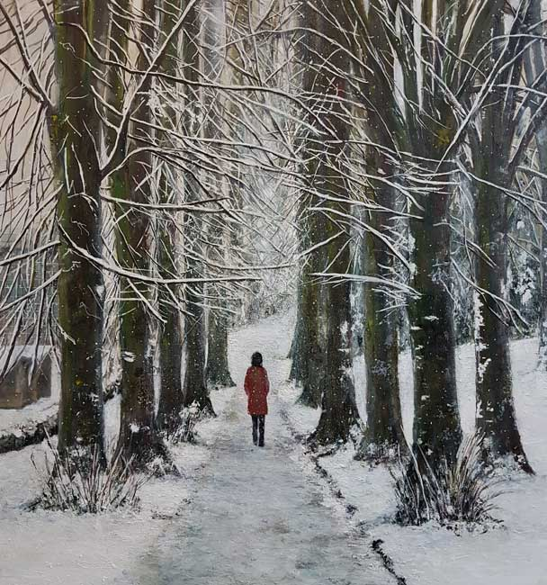 Karen Edwards – Winter Walk