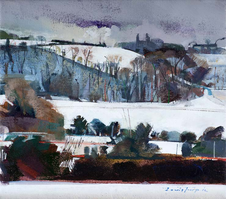 Louis Turpin – Brede Valley Snow