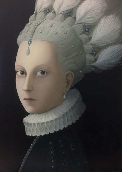 Rosalind Lyons – Look Pale and Wonder