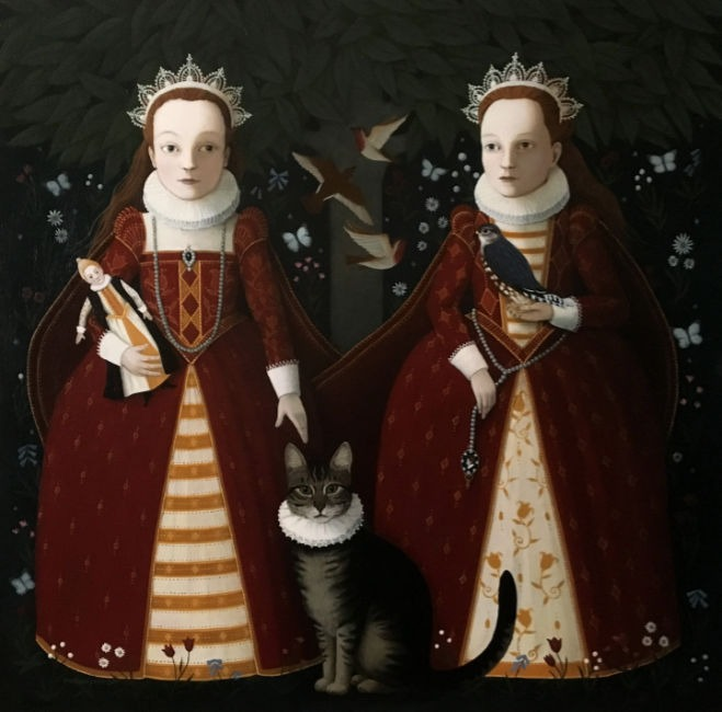 Rosalind Lyons – Two Lovely Berries