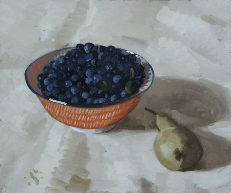 Sam Travers – Sloes and a Pear