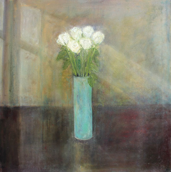 Karen Edwards – Still Life with Roses