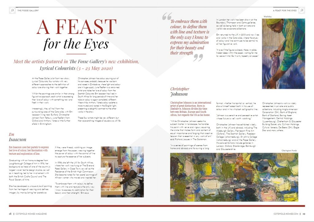 Cotswold Homes Article Preview