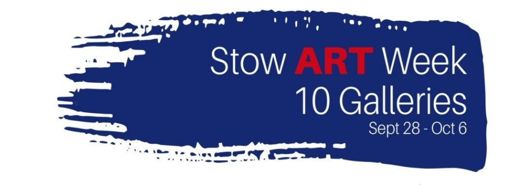 Stow Art Week Sep 28 - Oct 6 2019